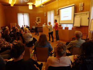Östra Teatern inledde seminariet