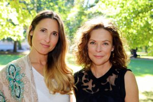 Selene Cortes och Malin Stavlind. Foto:  Nordahl Bild/ Mediaplanet