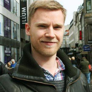 David B Larsson