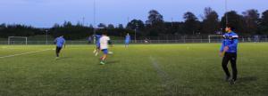 Integration via fotboll